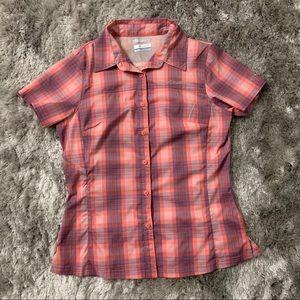 Women's Columbia Button Down Shirt